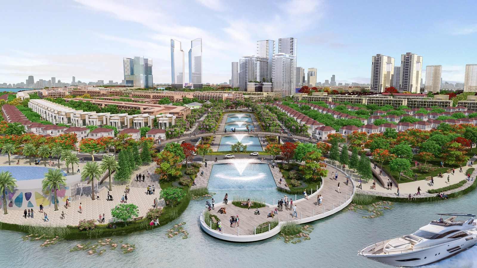 (Tiếng Việt) Dự án Aqua City